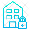 Secure Building Icon