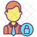 Secure Business Account Icon