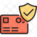 Security Credit Card Icon