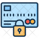 Credit Card Security Protection Icon
