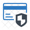 Pay Lock Shield Icon