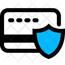 Card Credit Protection Icon