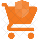 Secure cart Icon