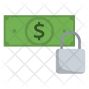 Secure cash Icon