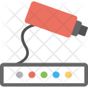 Cctv Password Dvr Icon