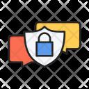 Dialog Encrypt Forum Icon