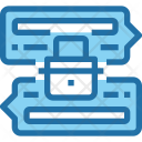 Chat Log Security Icon
