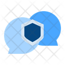 Chat Message Private Icon