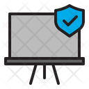 Secure Clipboard Icon