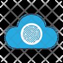 Finger Print Id Identity Icon