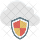 Cloud Computing Cloud Security Network Password Icon