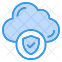 Shield Storage Data Icon