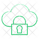 Cloud Safe Security Icon