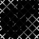 Secure Communication Icon