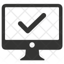 Protected Computer Checkmark Icon