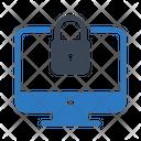 Private Screen Lock Icon