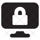 Computer Secure Device Icon