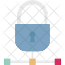Data Protection Network Security Secure Connection Icon