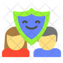 Secure coulpe Icon