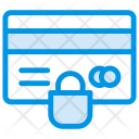 Secure Creditcard Credit Card Lock Icon