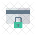 Secure Creditcard Protection Security Icon