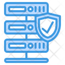 Secure Data Data Security Data Protection Icon