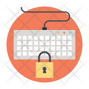 Secure Data Input Icon