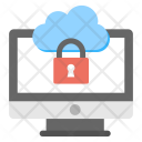 Secure Data Storage Icon