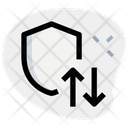 Secure Data Transfer Icon