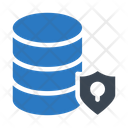 Secure Protection Database Icon