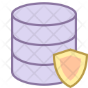 Protection Database Secure Icon