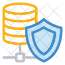Database Shield Security Icon