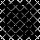Database Private Lock Icon