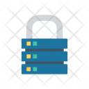 Secure database Icon