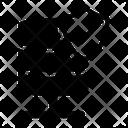 Secure Database Network Database Protected Database Icon