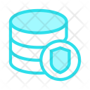 Shield Protection Datacenter Icon