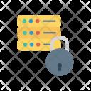 Secure database Icon