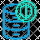 Data Database Protection Icon