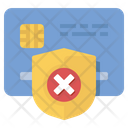 Secure Declined Icon