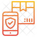 Safety Box Logistics Icon