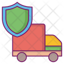 Secure Insurance Delivery Icon
