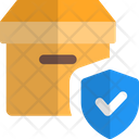Secure Delivery Icon