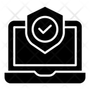 Secure Device Device Insurance Shield Icon