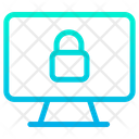 Secure Device Secure Computer Protection Icon