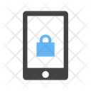 Secure Device Safety Icon