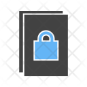 Secure Document Mobile Icon