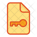 Document Safe Safety Icon