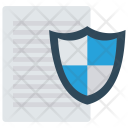 Document Secure Security Icon