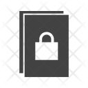 Secure Document Safety Icon