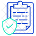 Secure Documents Icon